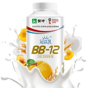 蒙牛 冠益乳 风味发酵乳 燕麦+黄桃味酸奶酸牛奶 250g *36件156元(合4.33元/件)