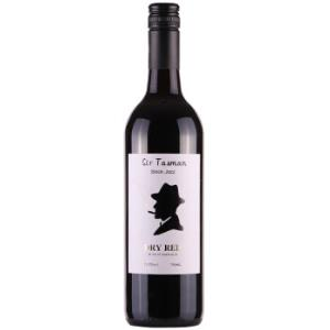 京东海外直采 澳大利亚进口 塔斯曼黑色爵士干红葡萄酒 750ml *11件172.9元(合15.72元/件)