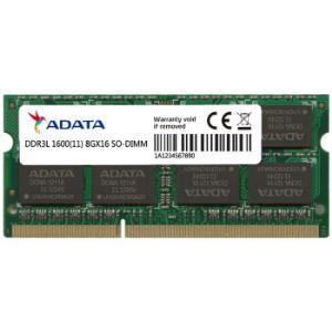威刚(ADATA) DDR3L 1600频 8GB 低电压笔记本内存 359元