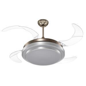 雷士(NVC)LED 卧室吊扇灯 EXDQ9001449元