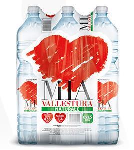 MIA 密娅饮用水 1.5L*6瓶19.9元