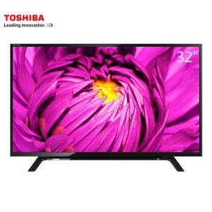 TOSHIBA 东芝 2600C系列 智能液晶电视 32英寸1099元
