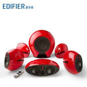 Edifier/漫步者 E255无线低音炮5.1 家庭影院音箱时尚电视音响 3699元