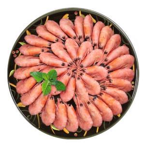 Seamix 禧美海产 加拿大北极虾 65-85只 500g *5件99元包邮(需用券)