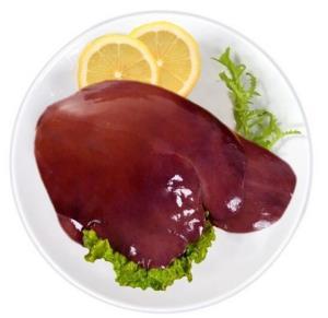 金锣 猪肉 猪肝 500g *19件