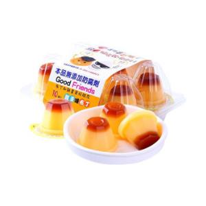 新巧风 进口休闲零食品小吃 果冻布丁(鸡蛋味)166g *16件106.4元(合6.65元/件)