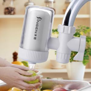 净恩JN-15水龙头过滤器自来水净水器家用非直饮机厨房净化滤水器 券后12元