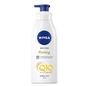 NIVEA 妮维雅 Q10美体紧肤身体乳 400ml *3件110.08元(合36.69元/件)