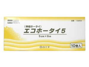拉伸生态霍蒂 Vol 5 厘米 × 9 米 10 输入  弹力绷带在健康的护理733日元(约44.79元)