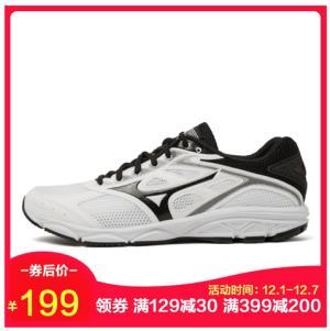 MIZUNO 美津浓 SPARK 男士运动慢跑鞋199元包邮(用券)