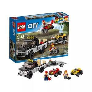 LEGO 乐高 城市系列 60148 全地形车赛车队 114元包邮包税(需用券)