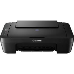 Canon 佳能 E418 彩色喷墨一体机 三合一 499元