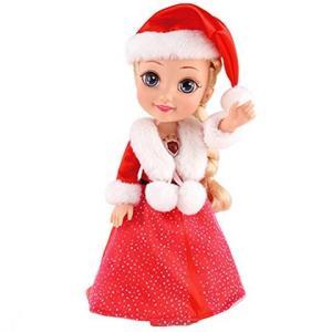 挺逗 圣诞节冰雪公主智能娃娃6大功能 圣诞节儿童礼物礼品109元