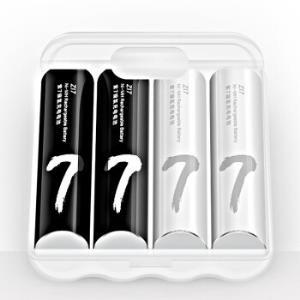ZMI 紫米 紫7镍氢7号700毫安 环保电池 充电电池 4节 *6件204元包邮(合34元/件)