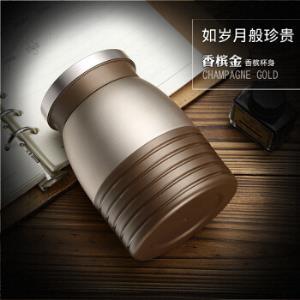 卡西菲 304不锈钢  保温杯 4色可选46.9元