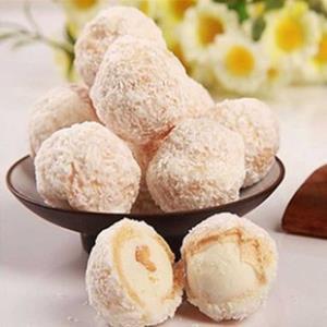 年货糖果越南进口排糖椰子喜糖450g 券后27元