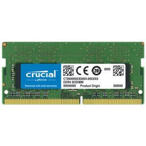 Micron英睿达(Crucial)DDR4 2666 8G 笔记本内存429元