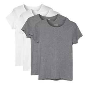 Jockey 居可衣 J1811303 男士短袖全棉运动T恤 4件装98元