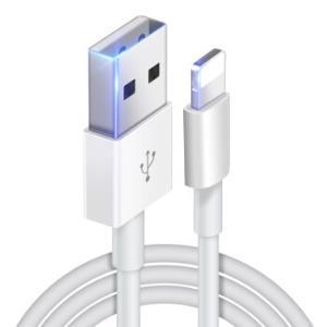 MOKIS 摩奇思 苹果 iPhone数据线 1.2米 白色 *2件12.12元(合6.06元/件)