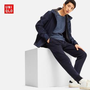 优衣库 UNIQLO 408989 男装 弹力运动长裤129元