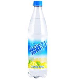 Chivalry 雪菲力 盐汽水 柠檬味 碳酸饮料 600ml*24瓶 *2件47.9元(买一送一,合23.95元/件)