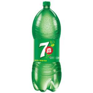 7喜 七喜 柠檬味 碳酸饮料 2.5L*6瓶26.9元