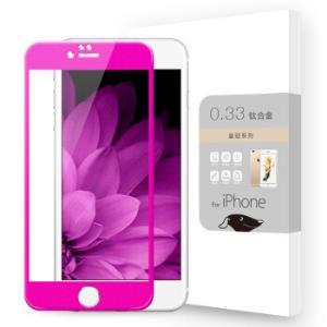 新视界 苹果iPhone6/6s钢化膜6.9元包邮(需用券)