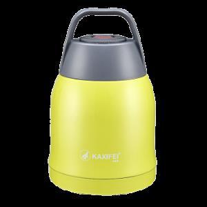 kaxifei 卡西菲 304不锈钢 真空闷烧保温杯 600ml+杯套杯刷勺子66.8元