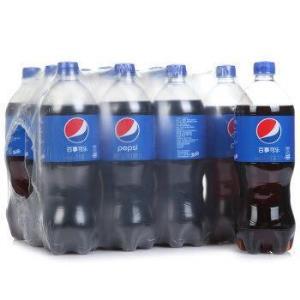 百事可乐 把乐带回家 1L*12瓶,箱装35.8元