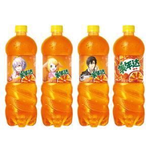 美年达 Mirinda 橙味 碳酸饮料 1L*12瓶  百事可乐出品35.8元