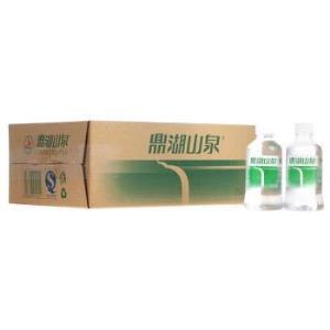 鼎湖山泉 饮用水350ml*24瓶 整箱 *2件39.9元(合19.95元/件)