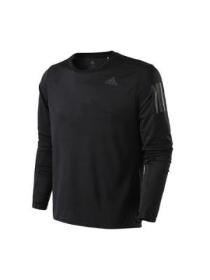 adidas 阿迪达斯 CE7289 男子长袖T恤 黑色 L119元