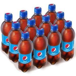 Pepsi 百事可乐 碳酸饮料 330ml*12瓶 *5件79.5元(合15.9元/件)