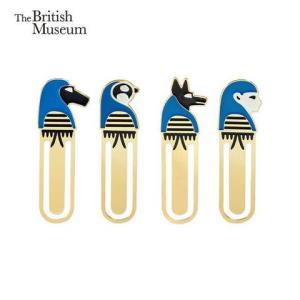 大英博物馆 古埃及护身符书签 23元