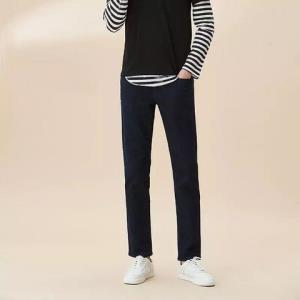 网易严选 男士火山岩冬季保暖牛仔裤 99.6元