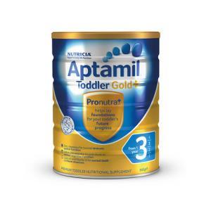 Aptamil 爱他美 金装 婴幼儿奶粉 3段 900g *2件 192元包邮(合96元/件)