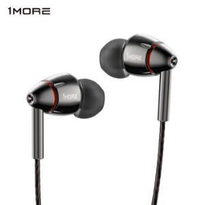 1more 万魔 E1010 四单元圈铁耳机 1059元