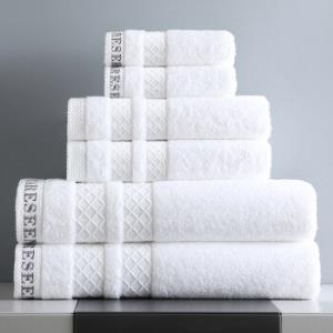 康尔馨 五星级酒店纯棉大浴巾 700g 150*80cm *2件 +凑单品100.8元包邮(合50.4元/件)