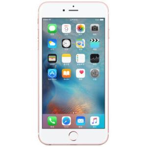 Apple iPhone 6s Plus (A1699) 128G 玫瑰金色 移动联通电信4G手机3399元