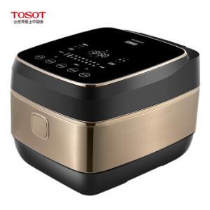 大松(TOSOT)电饭煲 格力IH煲4L  微压 WIFI操控 智能电饭锅 GDCF-40X80C1999元