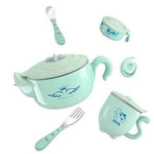 AUSTTBABY 儿童餐具 宝宝碗勺套装69元