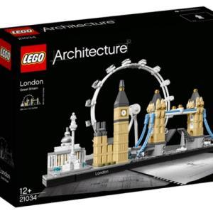 LEGO 乐高 Architecture 建筑系列 21034 伦敦街景220.5元包邮