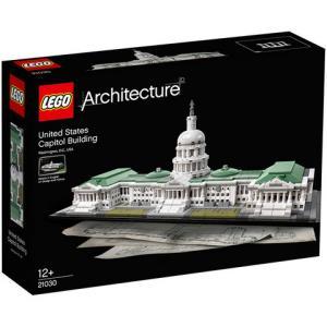 LEGO 乐高 建筑系列 21030 美国国会大厦577.5元包邮
