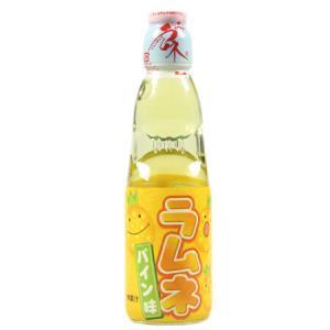 Hata 哈达饮料 弹珠波子 碳酸饮料  凤梨味 200ml8.5元