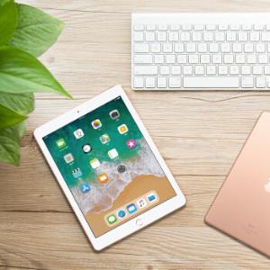 Apple 苹果 iPad 18年款平板电脑 金色 128G WLAN版 标配2879.04元