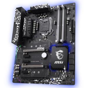 msi 微星 Z370 KRAIT GAMING主板  989元包邮