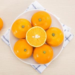 爽果乐 湖南冰糖橙 4.5kg 单果100-200g 16.4元包邮(需翼支付)