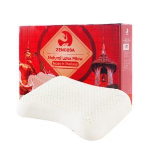 zencosa 泰国原装进口 美容护肩天然乳胶枕头 *3件460.71元包邮(双重优惠,合153.57元/件)
