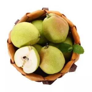 京东生鲜 新疆库尔勒香梨 特级香梨 精选大果 6个装 约750g17.9元,可低至8.95元