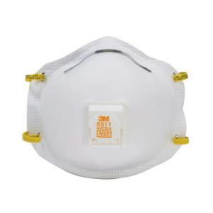 3M 8511 N95 防PM2.5 头戴式口罩 10只78.97元包邮(需用券)